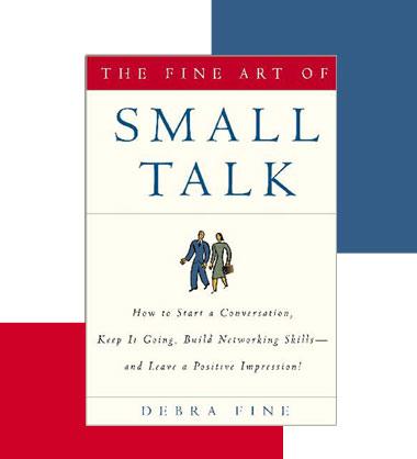 영어 – Small Talk 이 어렵다
